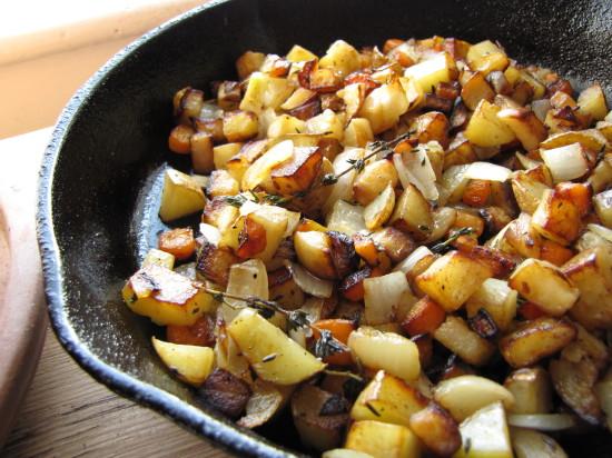 skillet potatoes 102012
